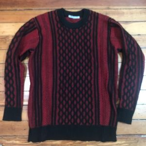 Alexander Wang Chunky Multi-textured Sweater